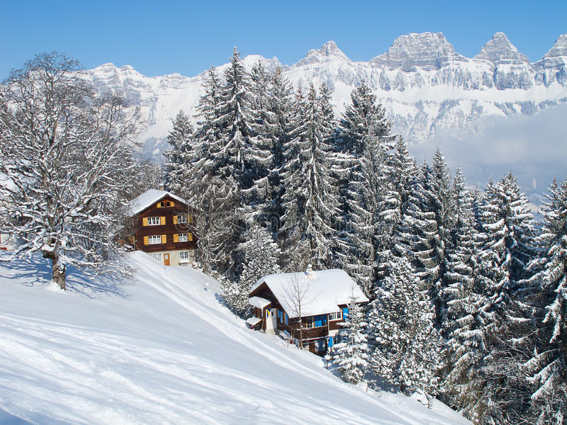 Download Skiing slope stock image. Image of high, peace, europe - 21297523