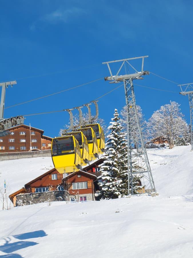 Download Skiing slope stock image. Image of panorama, blue, beautiful - 21915811