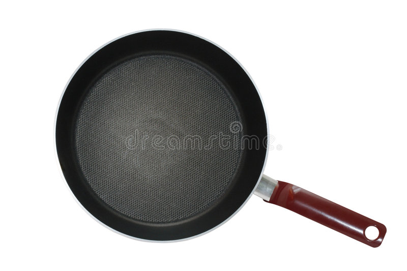 Skillet photographie stock