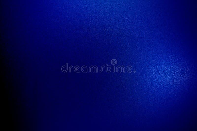 Skimrar grafiska metalliska för blå foliebakgrund silvertextur Ab arkivbilder