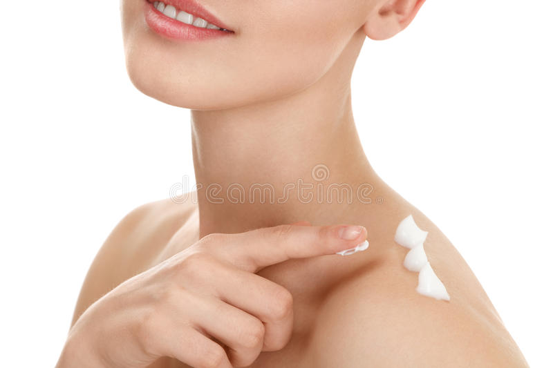 Download Skin care stock image. Image of background, hands, attractive - 24131279