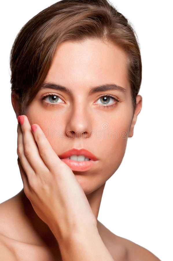 Download Skin care stock image. Image of skincare, sensuality - 24706245