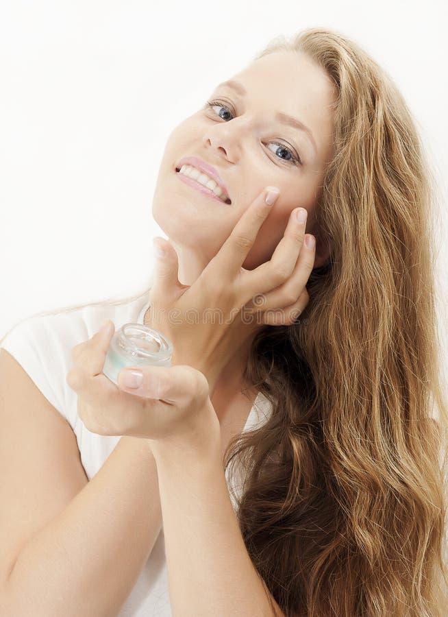 Skin care royalty free stock image