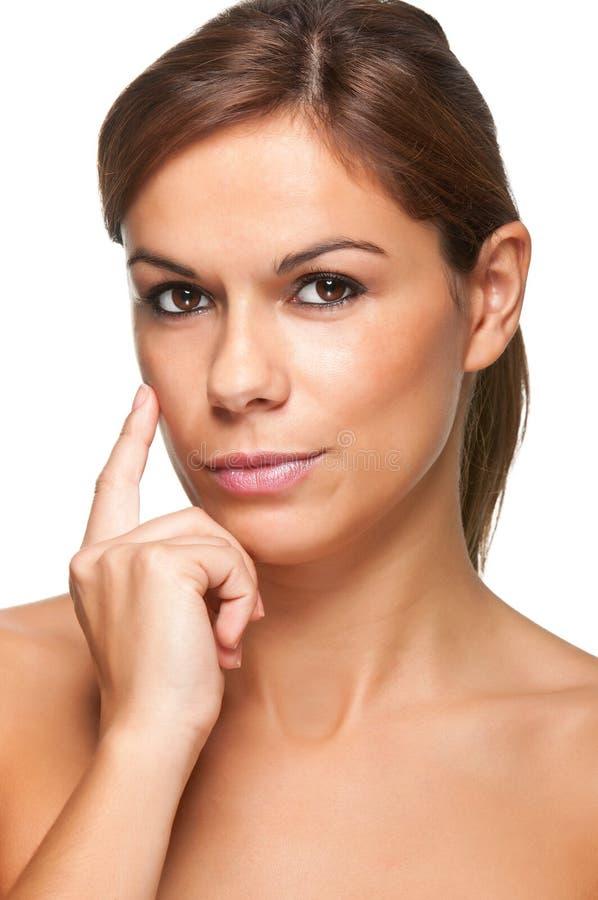 Download Skin care stock photo. Image of close, caucasian, model - 27498798