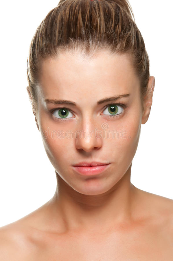 Download Skin care stock image. Image of cosmetics, care, portrait - 28132829