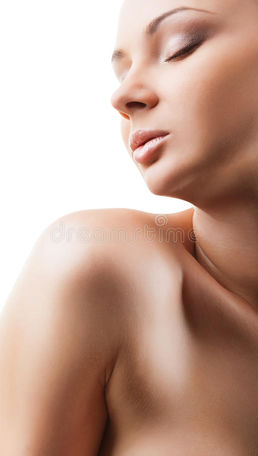 Skin care royalty free stock images