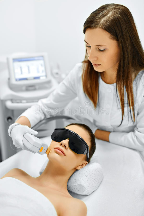 Cosmetic facial treatment sorry