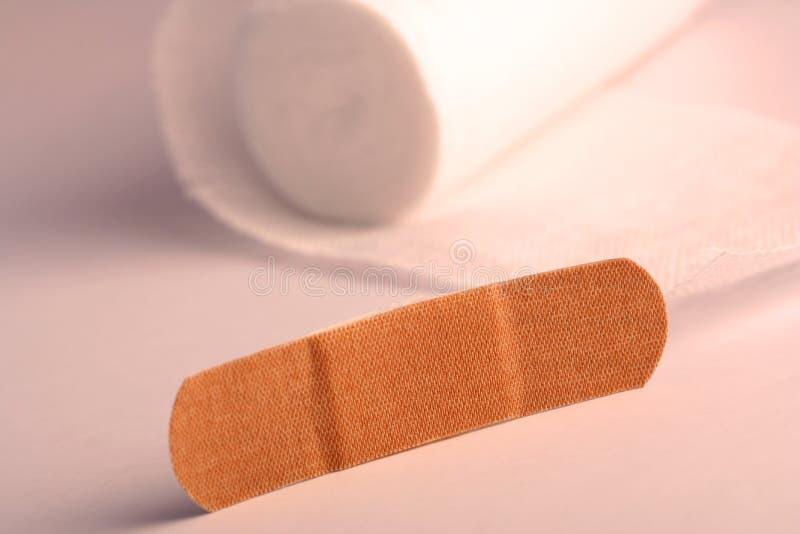 Download A Skin Toned Bandage Royalty Free Stock Image - Image: 506316