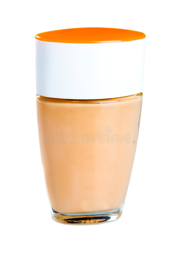 Skin toner royalty free stock image