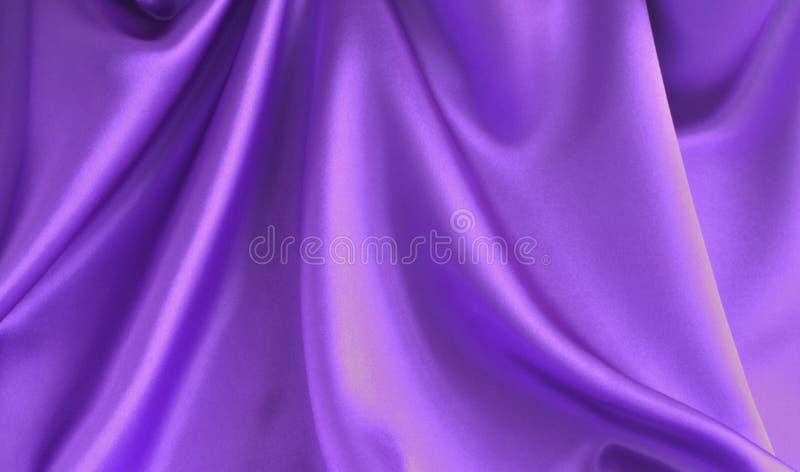 Skinande satängsilkespapperbakgrund royaltyfri bild