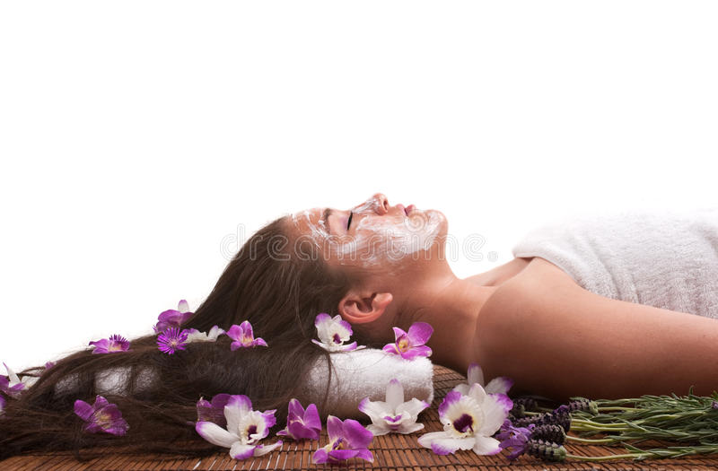 Download Skincare stock image. Image of skincare, relaxation, towel - 13973017