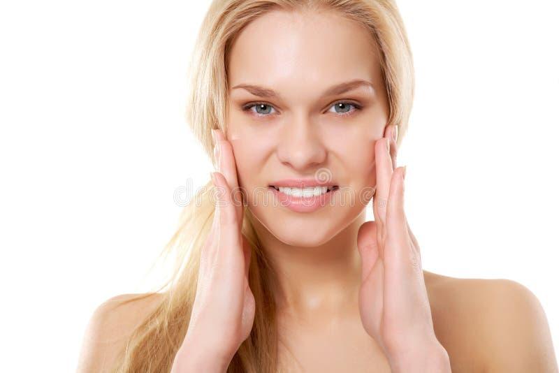Skincare stock afbeelding