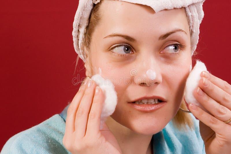Skincare photographie stock libre de droits