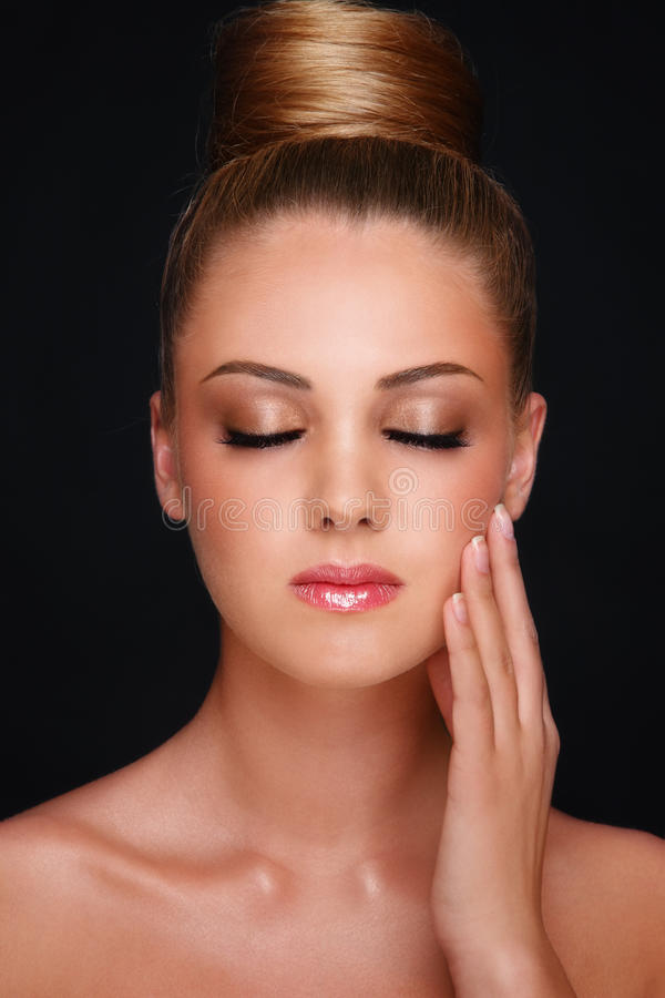 Skincare fotografia stock