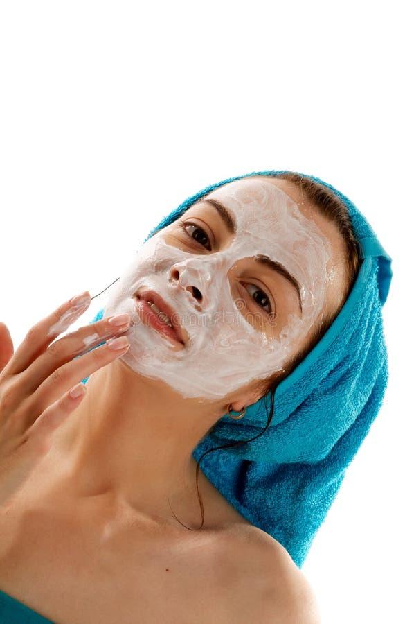 Skincare fotografie stock