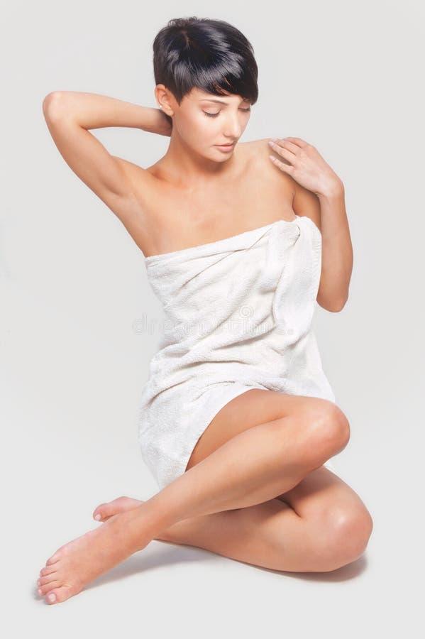 Skincare royalty-vrije stock foto's