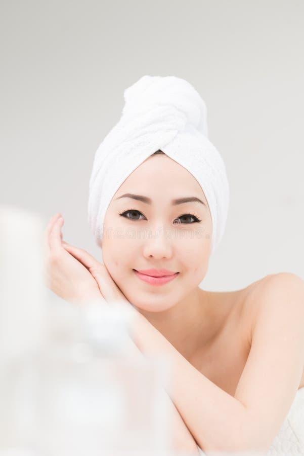 Skincare imagem de stock