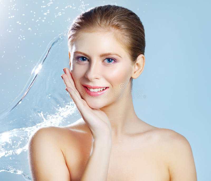 Skincare immagine stock