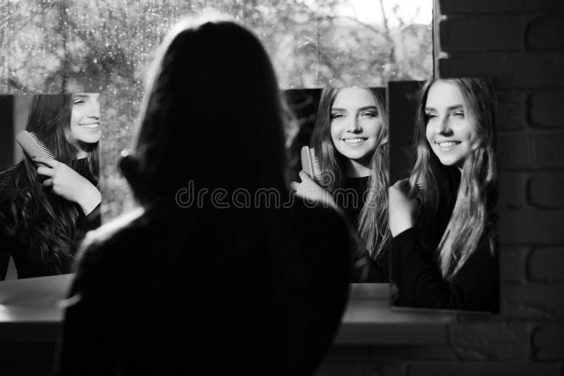 Skincare e salão de beleza fotografia de stock