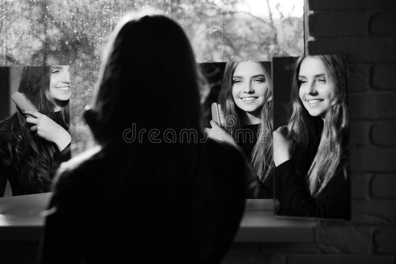 Skincare und Salon stockfotografie