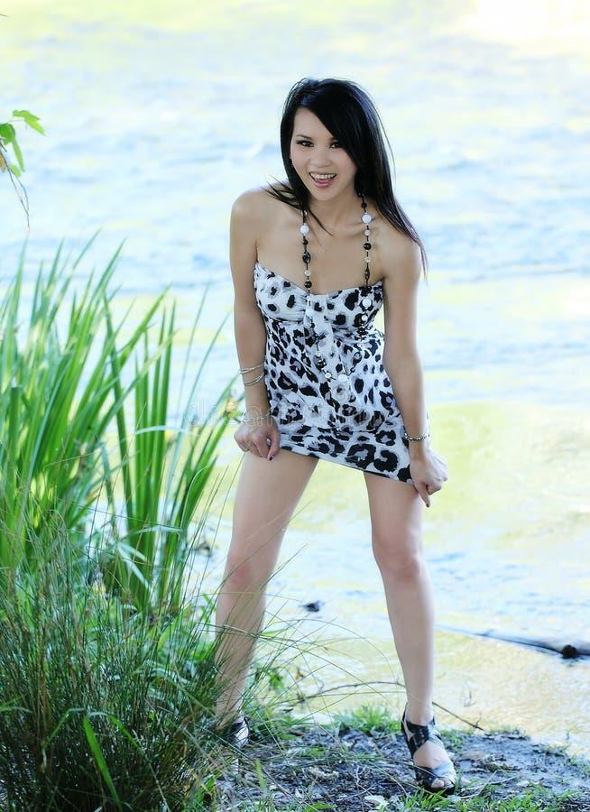 hot brunette college girl nude