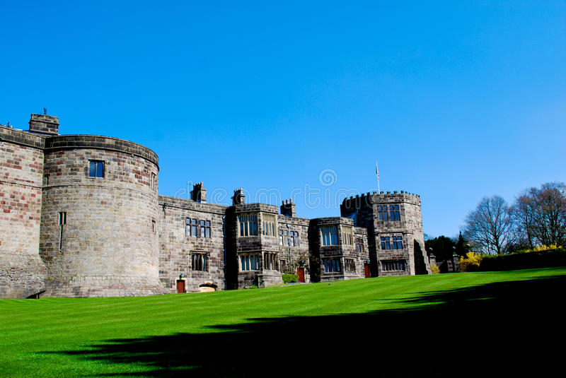 Skipton Castle stock photography