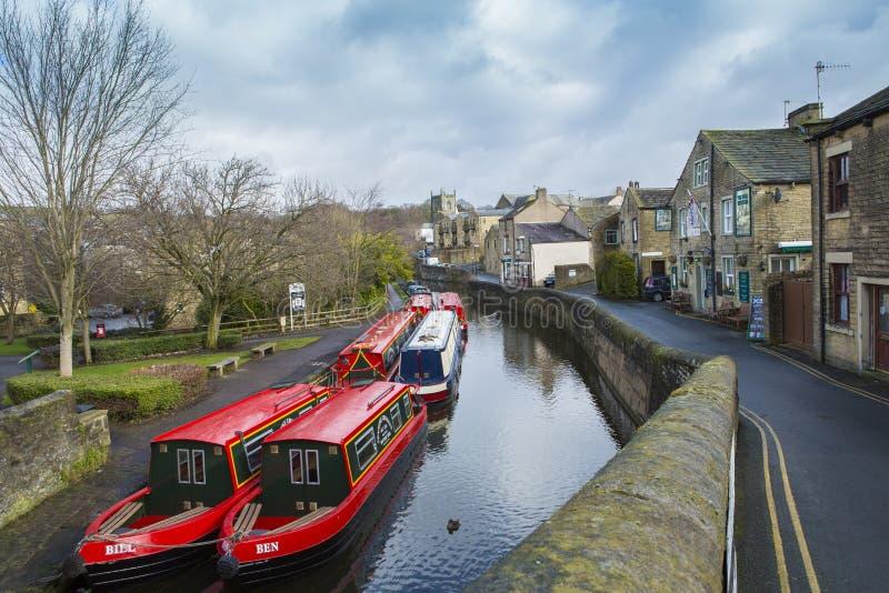 Skipton, North Yorkshire, Inglaterra imagen de archivo libre de regalías