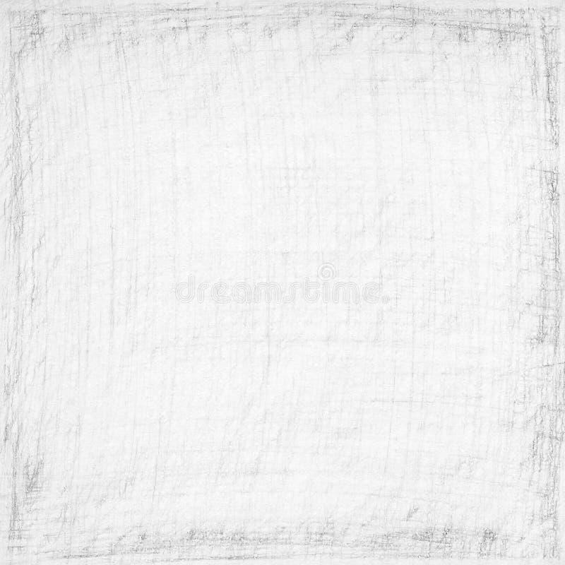 Skissa pappers- bakgrund royaltyfria bilder