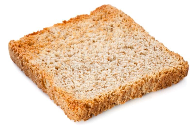 Download Skiva För Vitt Bröd. Rostat Bröd Som Isoleras På Vit Fotografering för Bildbyråer - Bild av textur, bakade: 37347667