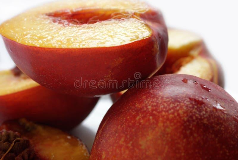Skivade nytt för ââ för ¹ för â⠂¬â€ gurkan och tomaten för ¹ för ¬â€ ' royaltyfri foto