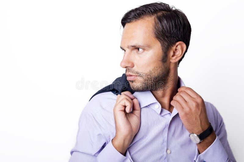 Skjorta och stil arkivfoton
