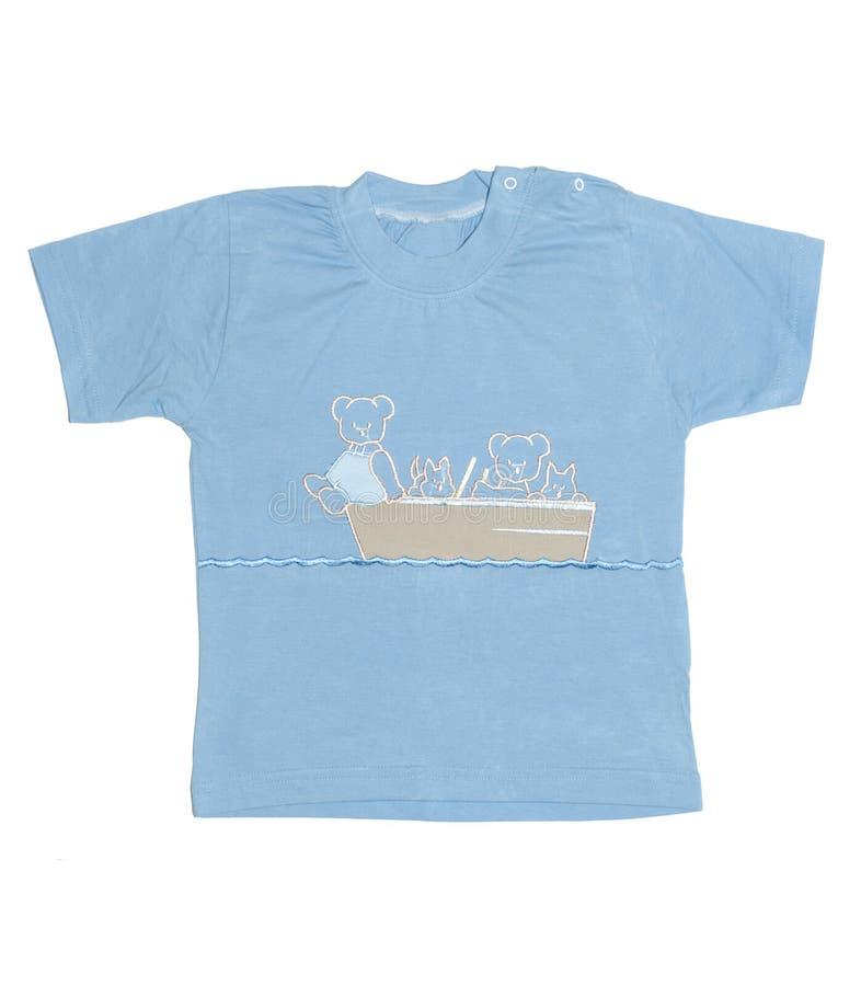 skjorta t för pojke s arkivfoton