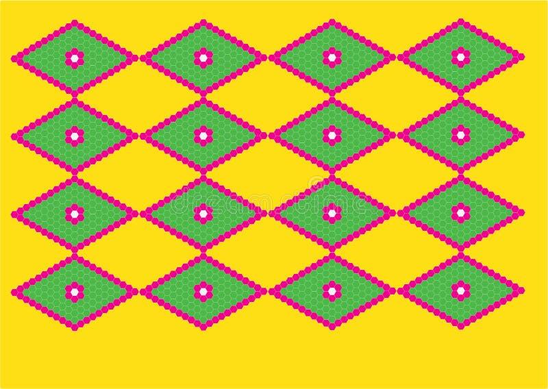 Skjortadesign, färgrik unik modestil royaltyfri foto