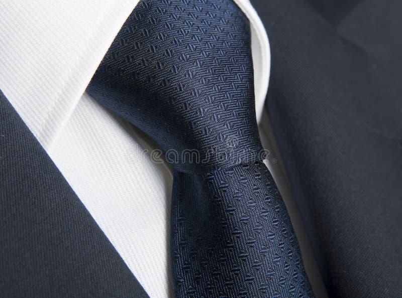 skjortadräkttie royaltyfri fotografi