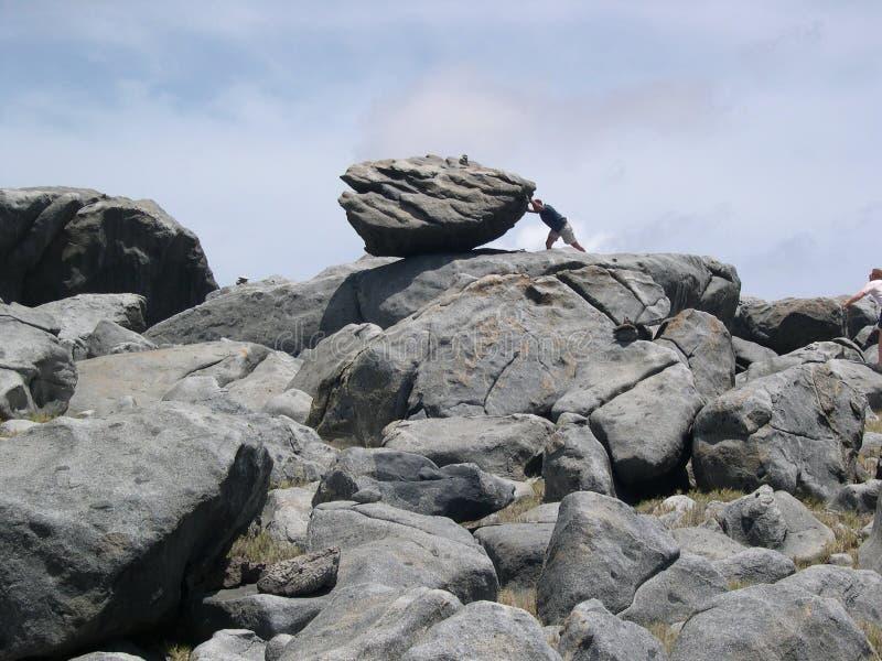 Download Skjut rocken fotografering för bildbyråer. Bild av push - 285319