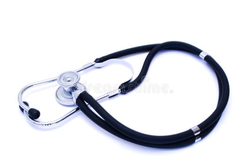skjuten stetoscope arkivfoto