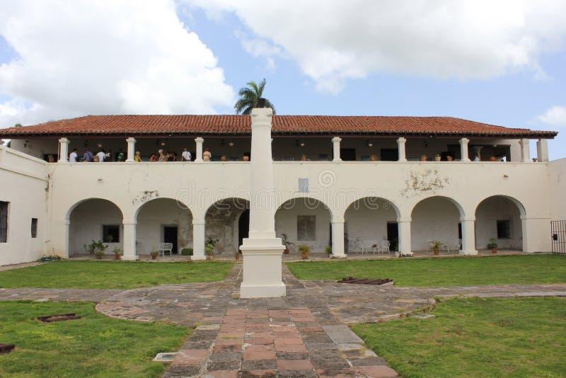 Sklaven-Route Museum in Matanzas, Kuba stockbild