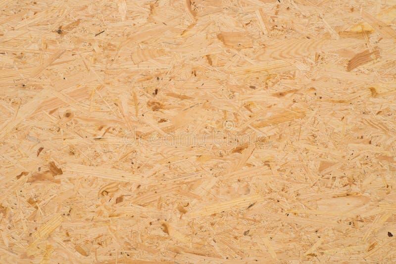 Sklejkowa fiberboard tła tekstura zdjęcia stock