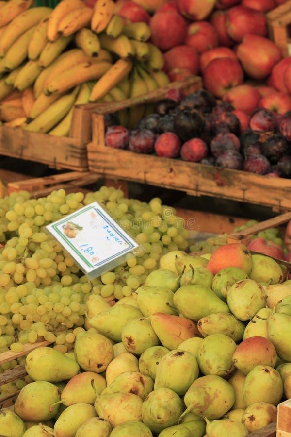 sklep owoców zdjęcie royalty free