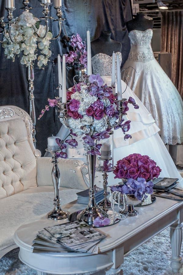 sklepowy ślub zdjęcia stock
