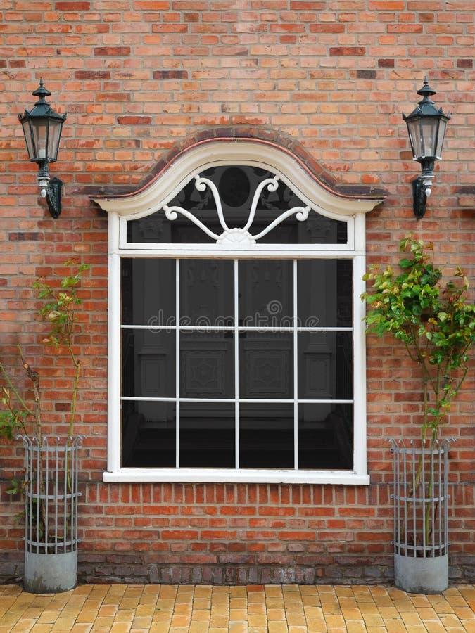 Sklepowy okno obrazy stock
