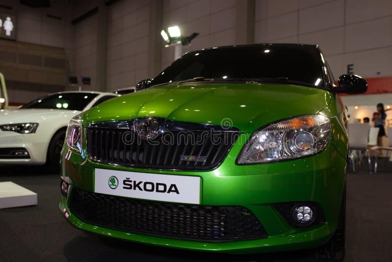 Skoda image libre de droits