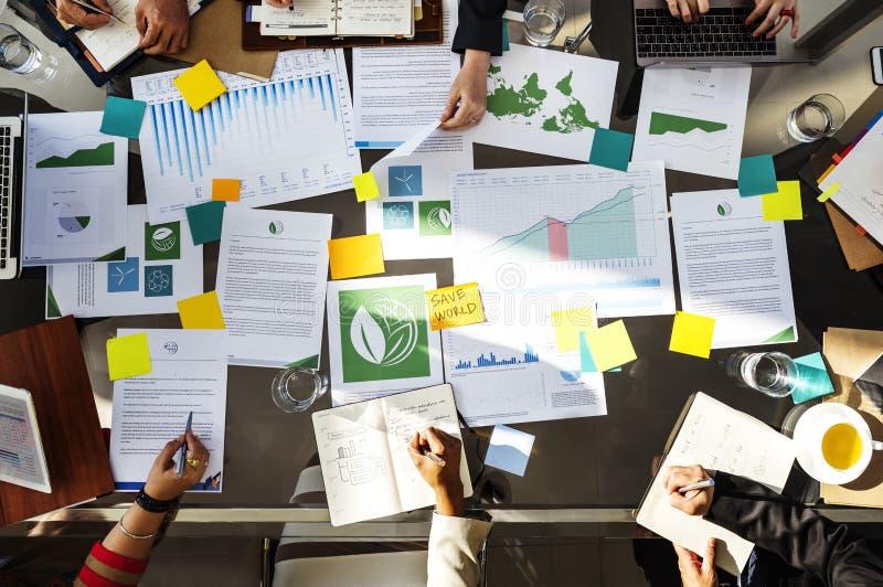 Skojarzenia Alliance spotkania konwersatorium konferencja obrazy stock