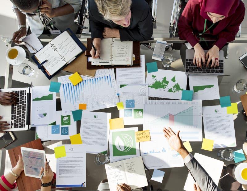 Skojarzenia Alliance spotkania konwersatorium konferencja zdjęcie stock