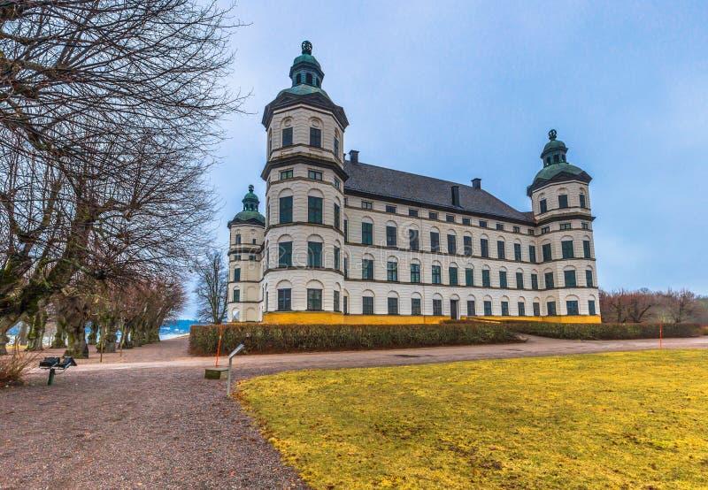 Skokloster Szwecja, Kwiecień, - 1, 2017: Skokloster pałac, Szwecja obrazy royalty free