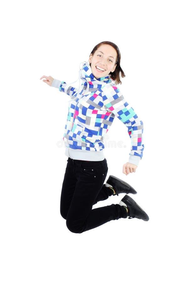 Skokowa dziewczyna