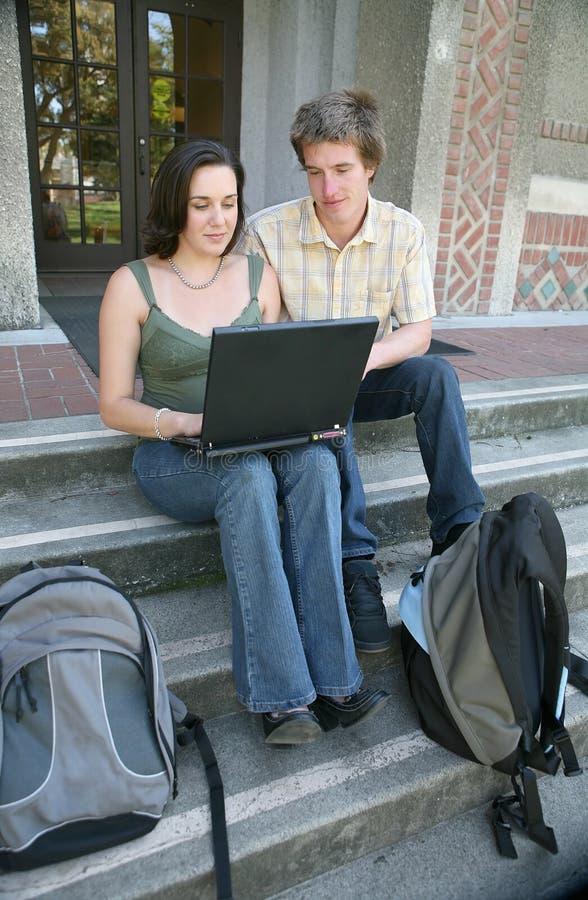 skoladeltagare fotografering för bildbyråer
