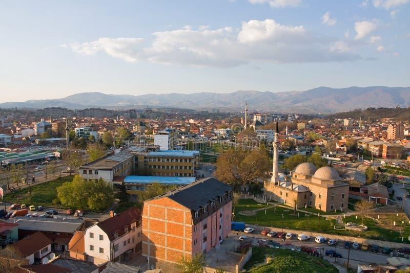Skopje lizenzfreie stockfotografie