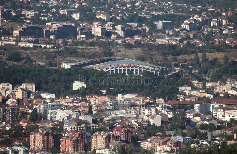 Skopje, Macedonia immagini stock