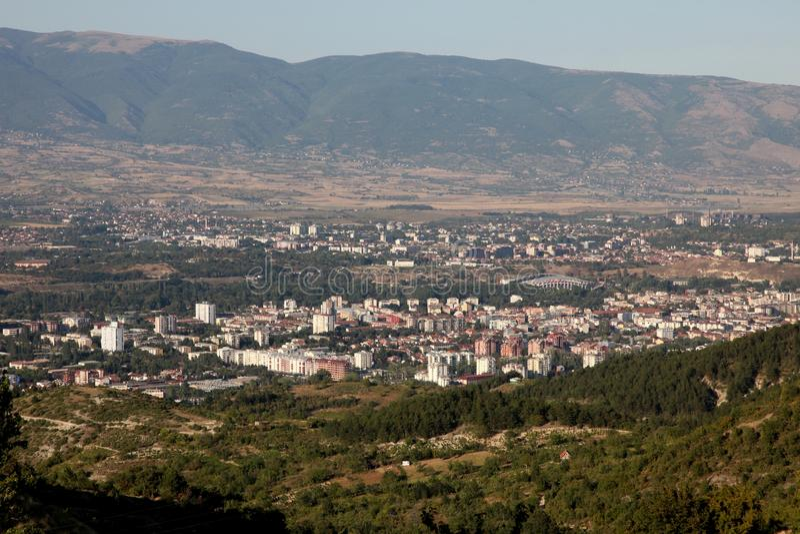 Skopje, Macedonia fotografia stock libera da diritti